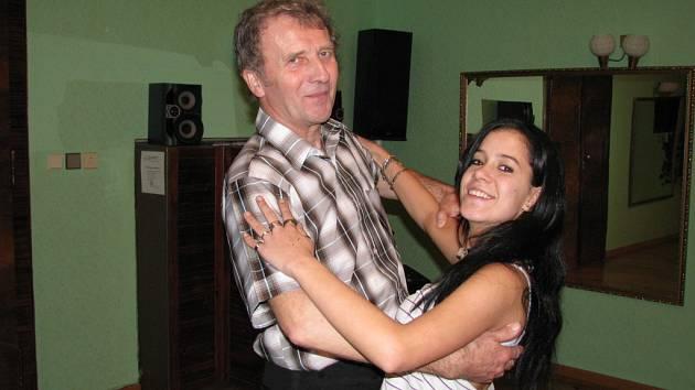 Taneční mistr Jaroslav Rada