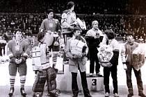 V roce 1984 se konal ve Znojmě turnaj čtyř zemí, kterého se zúčastnila mužstva Švédska, Československa, Finska a Sovětského svazu. Několik mladíků se později dočkalo úspěšné kariéry.  Největší budoucí hvězdou byl obránce Teppo Numminen (vpravo dole, druhý