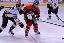 Ze severočeského ledu si v rámci přípravy přivezli hokejisté Znojma výhru 3:2.