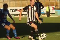 Fotbalisté Znojma mají skalp silných Budějovic