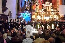 Zahajovací koncert – Händelův Mesiáš.