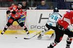 Hokejisté Znojma v neděli přivítali na svém ledě Linec v rámci čtvrtého kola nadstavby EBEL.
