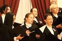 Slavnostním koncertem na znojemském hradě skončily v neděli večer oslavy stého výročí založení republiky.