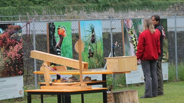 Správci Národního parku Podyjí spolu s kolegy z rakouského Thayatalu a veřejností oslavili v areálu Staré vodárny ve Znojmě navzdory nepříznivému počasí Evropský den chráněných území. Ten připadá na 24. května a slaví se už 16 let.