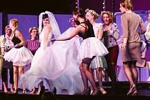 Inscenace opery Don Giovanni na Hudebním festival Znojmo. Ilustrační foto.