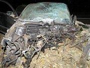 Poblíž Citonic došlo ve čtvrtek v podvečer k tragické dopravní nehodě. Mezi obcí a křižovatkou na Znojmo se před šestou hodinou čelně srazila dvě osobní auta. Nehodu nepřežila žena, která na místě podlehla vážným zraněním.