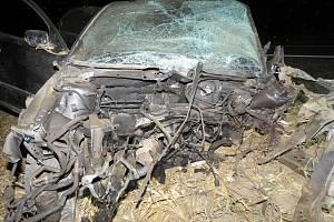 Poblíž Citonic došlo k tragické dopravní nehodě. Mezi obcí a křižovatkou na Znojmo se čelně srazila dvě osobní auta. Nehodu nepřežila žena, která na místě podlehla vážným zraněním.