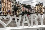 Z výletu do Karlových Varů.