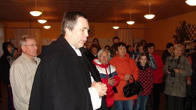 Pekařská pouť v Tasovicích ke cti sv. Klementa Marie Hofbauera.