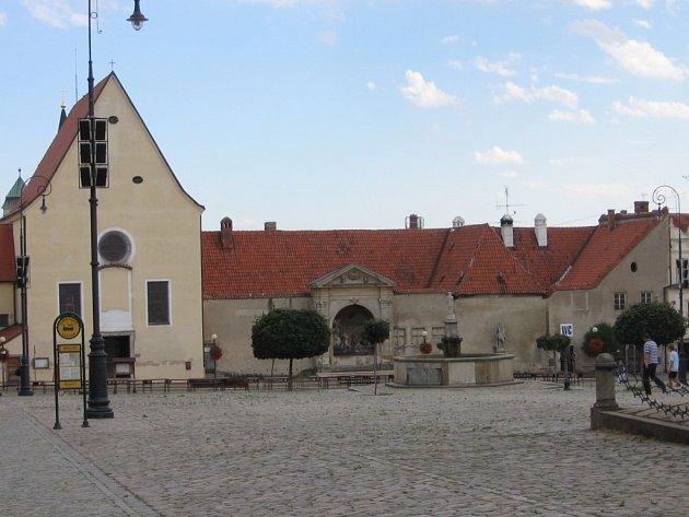 Kapucínský kláštěr