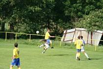 Fotbal Moravský Krumlov - Dědice