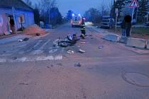 Policisté poptávají svědky nehody ve znojemských Načeraticích.Foto: se svolením PČR