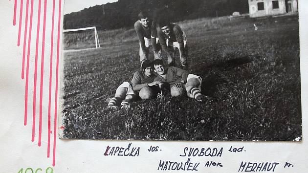 Fotbalistům Oleksovic se sice nikdy nepodařilo postoupit výše jak do okresního přeboru, přesto je jejich fotbalová kronika bohatá.