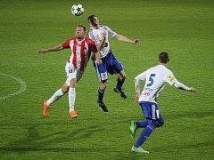 Ofenzivní bitva přinesla fotbalistům Znojma remízu 2:2