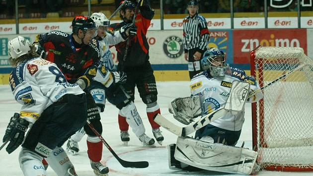 HC Znojemští Orli - HC Lasselsberger Plzeň