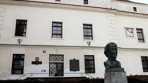 Státní okresní archiv Znojmo.