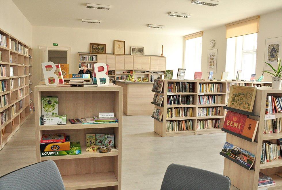 Nejlepší komunitní knihovna v Jihomoravském kraji za rok 2020 mezi obcemi do 500 obyvatel je v Litobratřicích na Znojemsku.