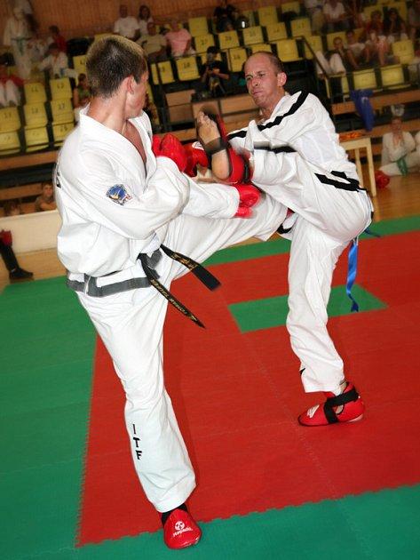 Znojemský turnaj Taekwon-Do