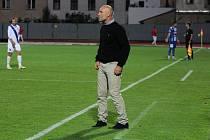 Trenér třetiligového Znojma Milan Volf už nebude mančaft trénovat. Vedení klubu jej odvolalo.