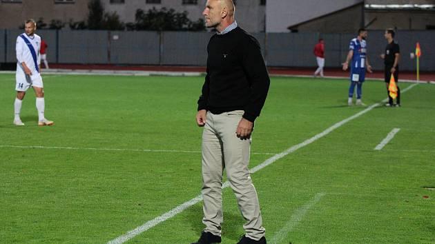 1. SC odvolalo trenéra. Kouč Milan Volf odešel v tichosti
