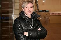 Voilejbalistka a hrající trenérka Znojma Martina Blažková.