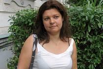 Vdova po zavražděném vietnamském podnikateli Hana Tranová.