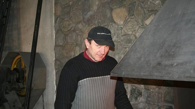 Kovář Jaroslav Bureš.