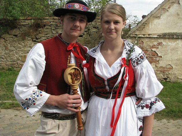 Terezu Spurná a Petr Číhal