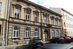 Nové fasády se dočká dům v Lidické ulici. Foto: zdroj: mapy.cz/Pavel Palička