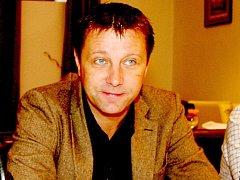 Jan Blažíček. Archivní snímek