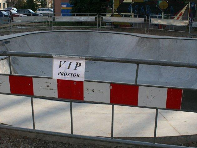 Znojemský skatepool