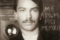 Autoportrét  Josefa Antona Trčky.