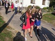 Výrovice slavily o víkendu svoje tradiční posvícení.