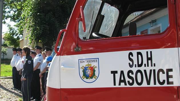 Dobrovolní hasiči Tasovice