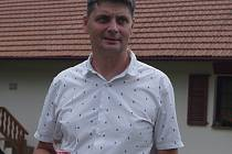 Historik a vinař Martin Markel z Jaroslavic.