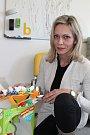 Ředitelka Pedagogicko psychologické poradny ve Znojmě Petra Špalková se věnuje své práci devátým rokem.