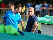 Fotbalisté Znojma se nadále trápí v ofenzívě.