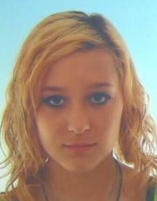 Pohřešovaná Lenka Kalinová.