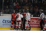 Hokejisté Znojma nestačili na Bolzano v prodloužení.