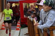 Loňský běh na znojemskou radniční věž. Ilustrační foto.
