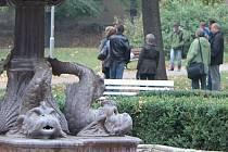ILUSTRAČNÍ FOTO: Znojemský Dolní park.