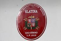Obec Slatina.