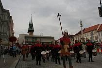 Ve Znojmě začalo historické vinobraní, největší oslava vína a burčáku v tuzemsku.