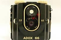 Fotoaparát ADOX 66 - dvouoká zrcadlovka