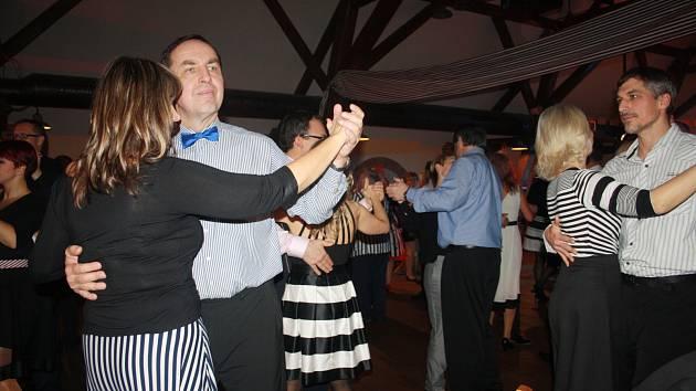 Začala plesová sezona. Ilustrační foto