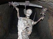 Základní prohlídkovou trasu znojemského podzemí doplnily nové expozice přibližující historii jeho využivání, stavby a bránění.