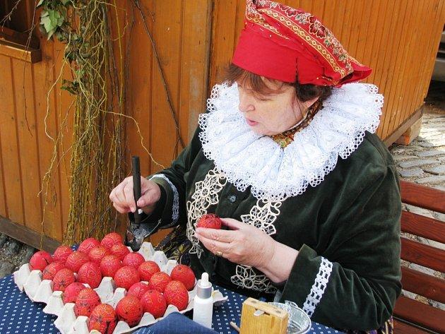 Ve Znojmě začaly Velikonoční trhy. Program je nachystaný až do dvanáctého dubna.