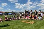 Dětský den v Bohuticích byl pro místní po téměř roce první příležitostí ke společnému setkání.