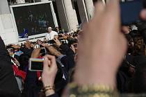 Ohlédnutí za inagurací papeže Františka, 19. března 2013.