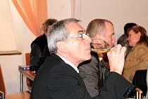 Znojemský košt, jeden z nejprestižnějších přehlídek vín Znojemské vinařské podoblasti se v sobotu uskutečnil již po třiadvacáté.